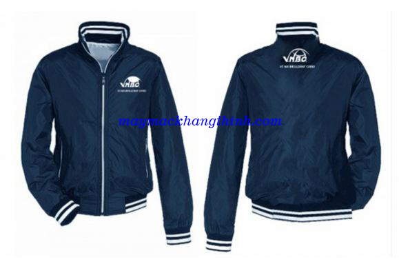 Đăt may áo khoác theo mẫu VNBC