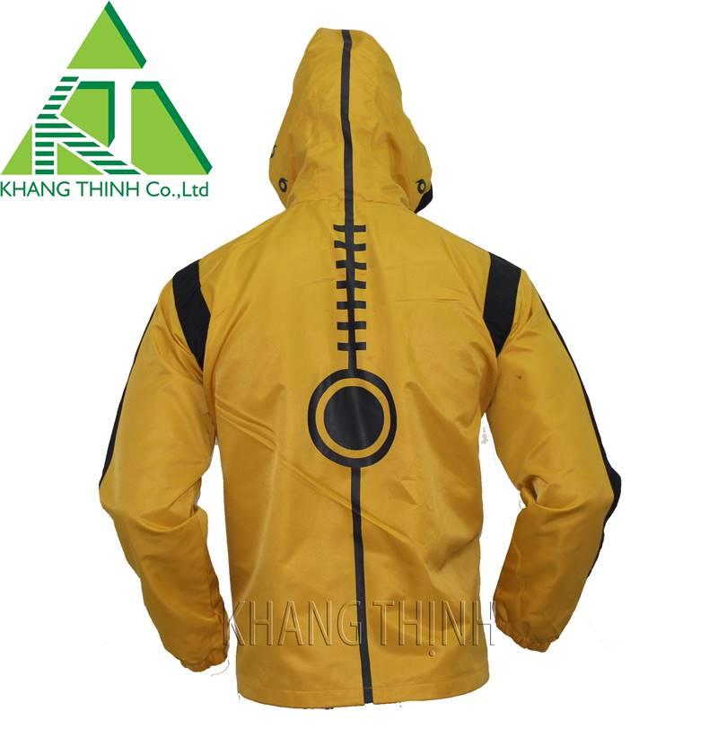 Cắt may áo khoác nữ 2