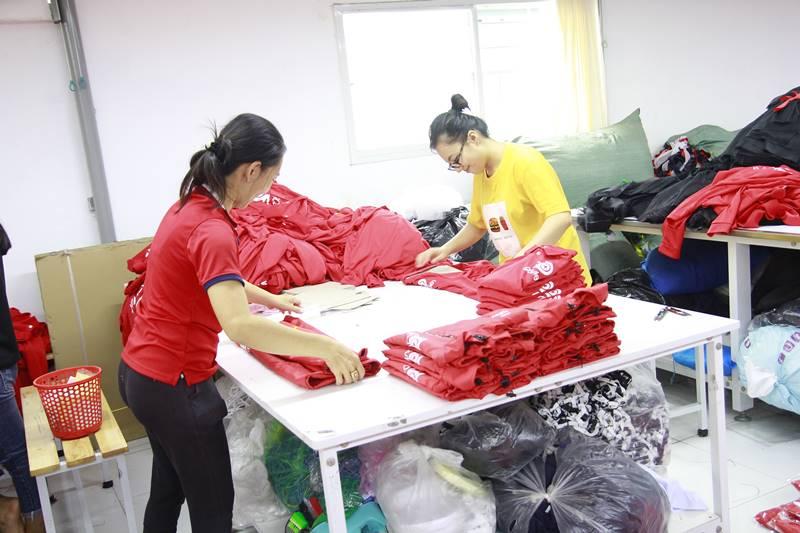Xưởng may áo khoác da 1