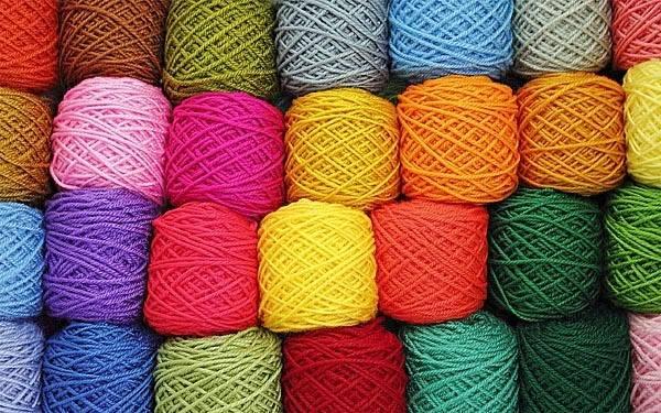 Các loại sợi dệt len