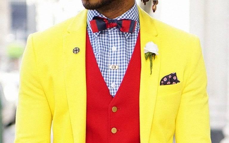 Cách phối màu quần áo 4